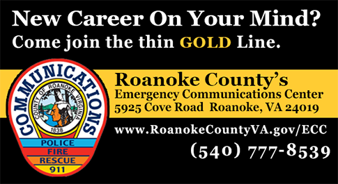 Emergency Communications Center Job Flyer