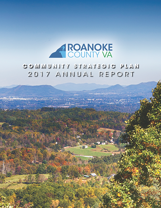 2017 Update Community Strategic Plan Front Cover