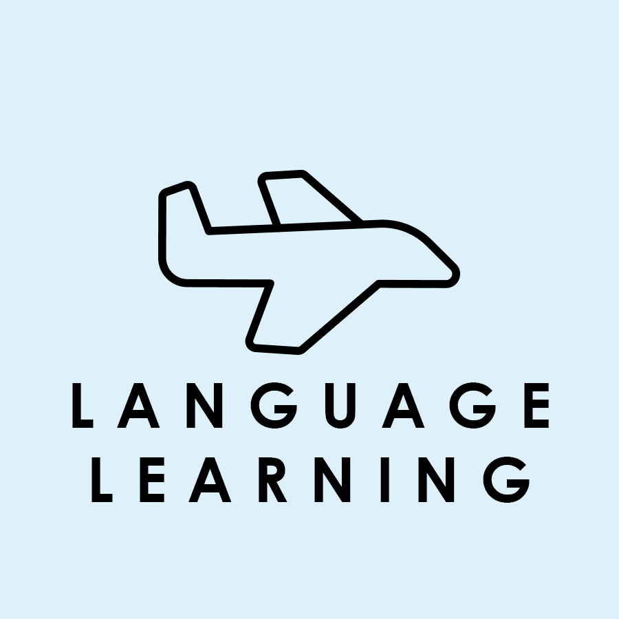 Language Learning Database Icon Opens in new window