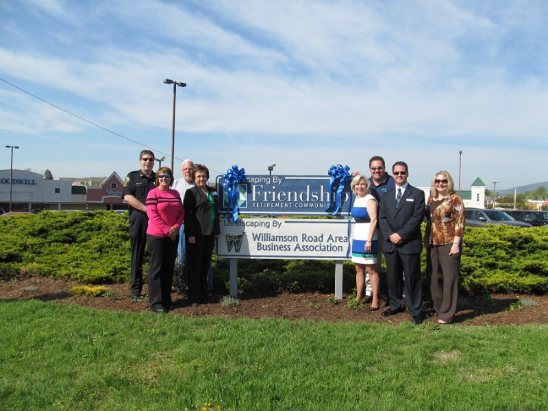 Friendship Retirement Community/WRABA Landscaping